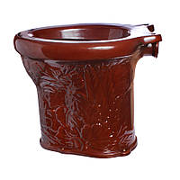 Керамический дачный Унитаз(Дачный Туалет)