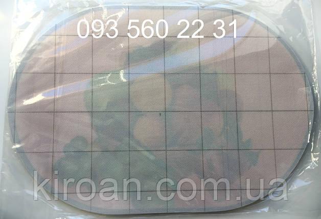 Сервировочная подставка под тарелки на основе (Овал ПЕ) 12 шт PE07, фото 2