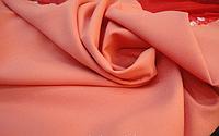 Габардин персик ткань