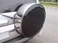 Чехол запаски Mitsubishi Pajero Wagon 4