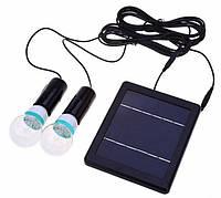 LED светильник на солнечной батарее для внутреннего и наружного освещения, фото 1
