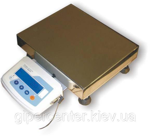 Весы лабораторные электронные ТВЕ-500-10 до 500кг точность 10г