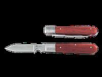 Нож со складным лезвием, длина лезвия 85 мм.