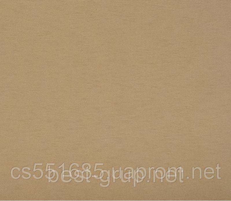 MSS-132 Золотой песок (0,700 х 1,70 м) Satin (Сатин)  - Тканевые ролеты Oasis Оазис