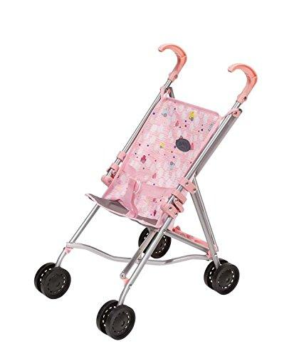 Коляска для кукол беби Борн трость прогулочная Baby Born Zapf Creation 822302