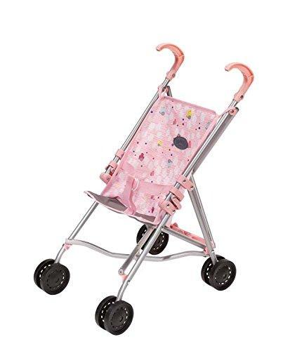 Коляска куклы Беби Борн Baby Born трость прогулочная Zapf Creation 822302