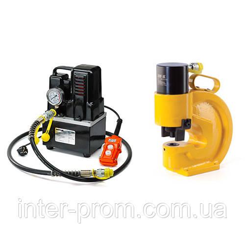 Комплект для перфорации токоведущей шины СНГ + ШП-110/12+