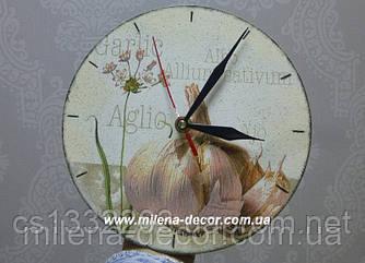 """Заготовка для декупажа """"Часы"""" d=20 см + часовой механизм (классика)"""