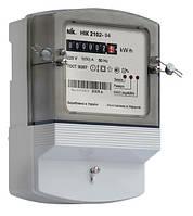 Счетчик NIK 2102-04 М2B 5-50А однофазный электромеханический однотарифный
