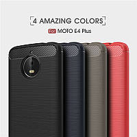 TPU чехол накладка Urban для Motorola Moto E4 Plus (4 цветов)