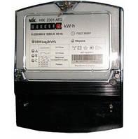 Счетчик NIK 2301 АП2 5-60А (3х220/380В) электромеханический однотарифный