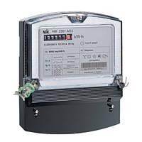 Счетчик NIK 2301 АP3.0000.0.11 5-120А (3х220/380В) трехфазный электромеханический однотарифный