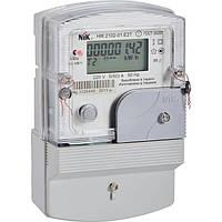 Счетчик NIK 2102-01.E2T 5-60А однофазный электронный многотарифный