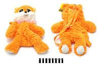 Рюкзак дошкольный детский котик оранжевый В158