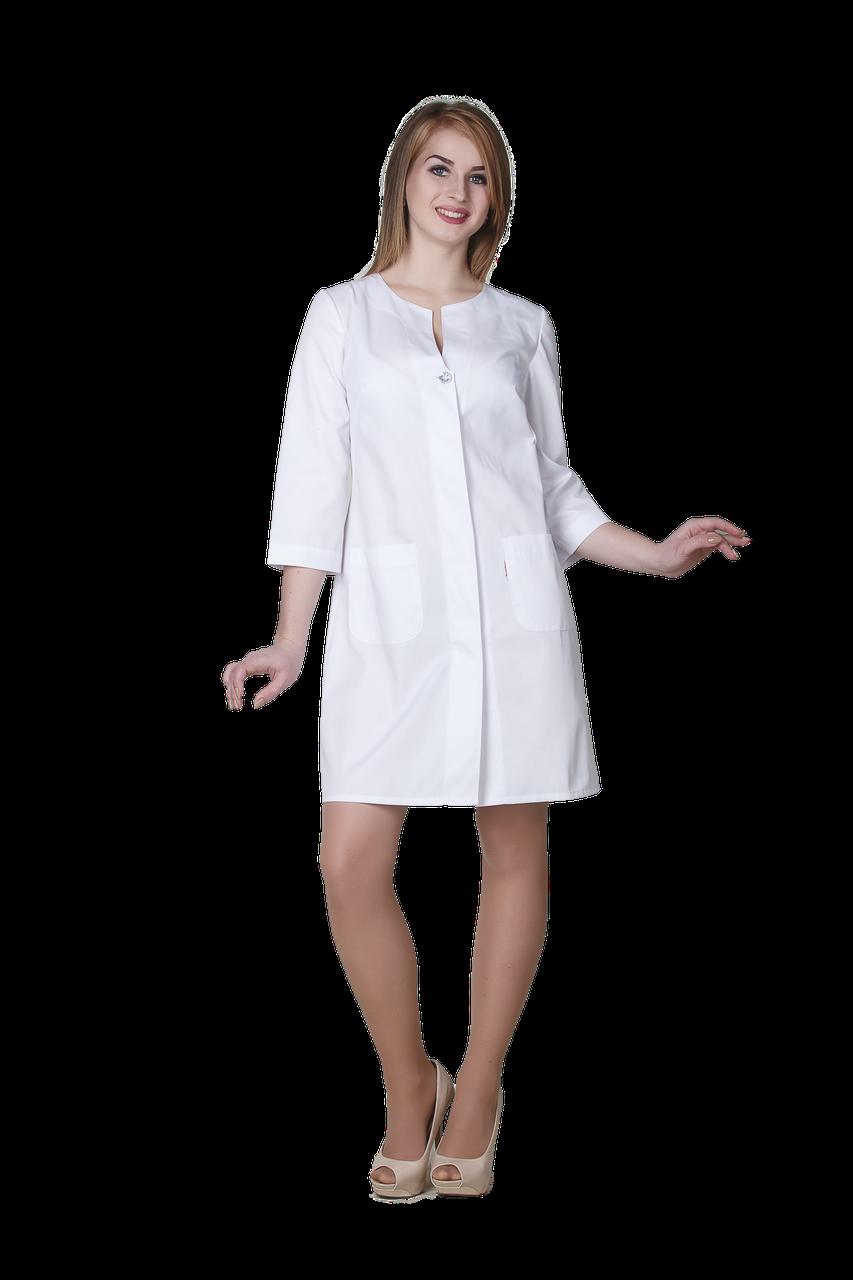 Медицинский женский халат Эмели