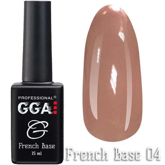 French Base GGA Professional № 4, 15мл