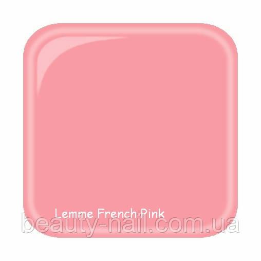 Гель для наращивания ногтей Lemme French Pink, 15 мл