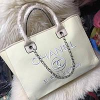 Сумка Chanel белая  в наличии. суперцена