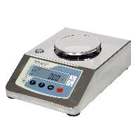 Весы лабораторные ТВЕ-0,5-0,01/С/2 в нержав. корпусе до 500 г, точность 0.01 г