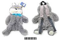 Рюкзак дошкольный детский зайчик В159