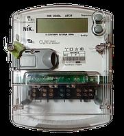 Счетчик NIK 2303L АП3Т 1000МЕ  5-120А трехфазный электронный многотарифный / модификация 2018 года