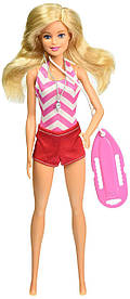 Кукла Барби спасатель на пляже Barbie Girls Lifeguard