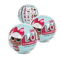 Игровой набор с куклой L.O.L. - невероятный сюрприз, оригинал lol  l.o.l.