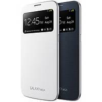 Dilux - Чехол - книжка Samsung Galaxy S4 mini i9190 черный S View Cover, фото 1