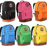 Рюкзак городской молодежный Megapolis Surikat 25л. салатовый  (унисекс, школьний рюкзак, для ноутбука)