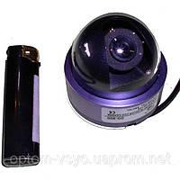 Купольная видеокамера Камера купол 900  1/4 sharp IR color CCD 420tvl