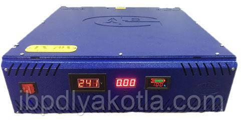 Леотон GX3 12V 2.4 кВт