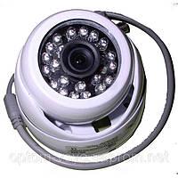 Купольная видеокамера  238 CS (248)1/4 sharp IR color CCD 580tvl