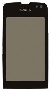 Тачскрин сенсор Nokia 311 Asha черный (HQ)
