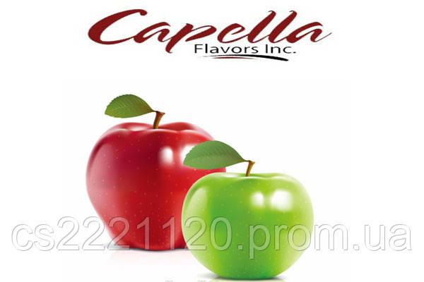 Ароматизатор Capella Double Apple (Два яблока) 5 мл.