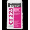 CERESIT CT-225 Шпаклевка фасадная финишная белая 25кг.