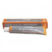 Краска для ресниц и бровей Hairwell,цвет светло-коричневый, 20ml Hairwell