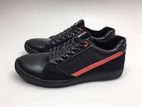 Мужские кроссовки Tommy Hilfiger черно-красные