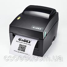 Етикет принтер етикеток Godex DT4