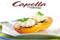 Ароматизатор Capella Peaches and Cream (Персик с кремом) 5 мл.