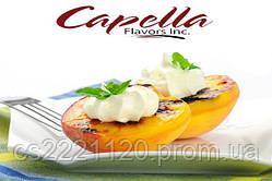 Ароматизатор Capella Peaches and Cream (Персик з кремом) 5 мл.