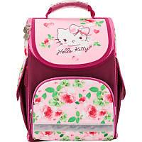 Рюкзак KITE школьный каркасный 500 Hello Kitty