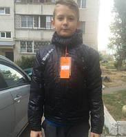 Куртка на мальчика демисезон холодная весна осень еврозима 8-12 л Распродажа!