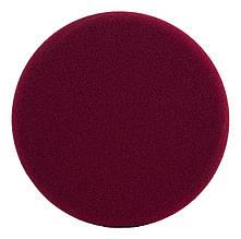 Полировальный круг жесткий - Meguiar's Rotary Foam Cutting Pad 7'' 178 мм. бордовый (WRFC7)
