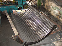 Ремонт подбарабанья на отечественную и импортную технику
