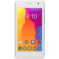 "Смартфон Nomi i4510 BEAT M White белый (2SIM) 4,5"" 1/8 GB 0,3/5 Мп 3G оригинал Гарантия!"