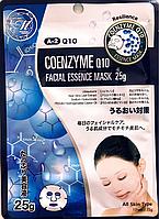 Тканевая маска с Q10, Япония