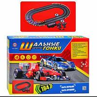 Игровой набор Шальные гонки автотрек 02982