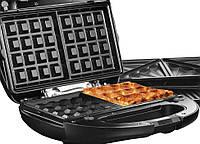 Вафельница, тостер, бутербродница 3 в 1 MS 0770