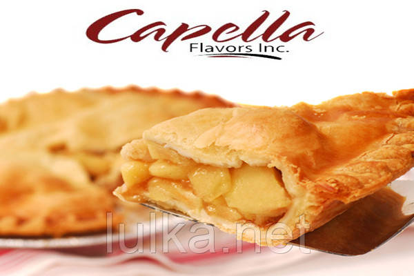 Ароматизатор Capella Apple Pie v2 (Яблочный пирог) 5 мл.