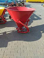 Разбрасыватель удобрений JAR MET 500 л. (металл) Польша
